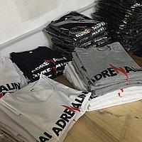 Печать шелкографией на футболки
