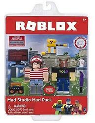 """Roblox 10728 Игровой набор Роблокс """"Безумная студия"""""""