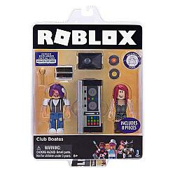 """Roblox 19843 Игровой набор Роблокс """"Дискотека"""", Club Boates"""
