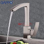 Смеситель для кухни Gappo Jacob G4007-5 сатин
