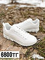 Кроссовки KMB белые, фото 1