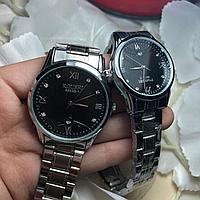 Водонепроницаемые парные часы для влюбленных пар