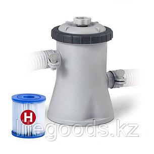 Фильтр-насос для бассейна со скоростью 1250 л/час Intex 28602, фото 2
