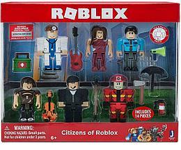 "Roblox 10732 Большой набор фигурок Роблокс ""Жители Роблокс"""