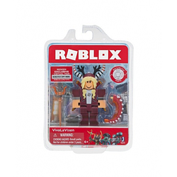 "Roblox ROB0197 Игровая фигурка Разработчик Роблокс ""VivaLaVixen"""