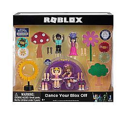 """Roblox ROG0127 Игровой набор Роблокс """"Растанцуй свои блоки"""", Dance Your Blox Off"""