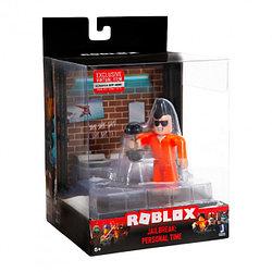 """Roblox ROB0260 Игровой набор Роблокс """"Побег из тюрьмы: Личное время"""", Джейлбрейк"""