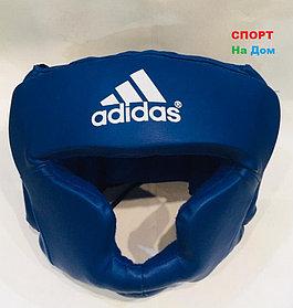 Боксёрский шлем и для единоборств Adidas Размер L (цвет синий)