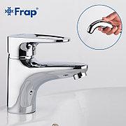 Смеситель для раковины с гигиеническим душем Frap F1268