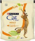 CAT CHOW 400г с мясом цыпленка и индейки сухой корм для взрослых кошек Adult with Chicken & Turkey, фото 1
