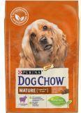 Dog Chow MATURE старше 5 лет Ягненок (14 кг) Дог Чау корм для взрослых собак