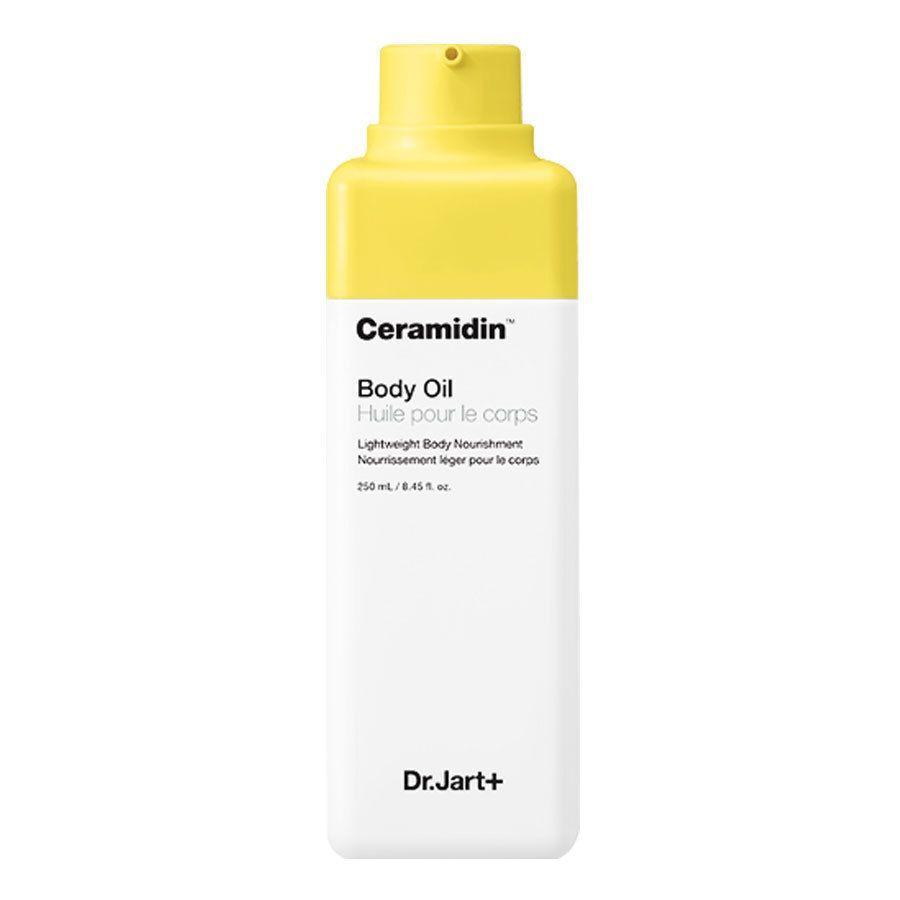 Питательное масло для тела с керамидами Dr.Jart+ Ceramidin Body Oil (250 ml)