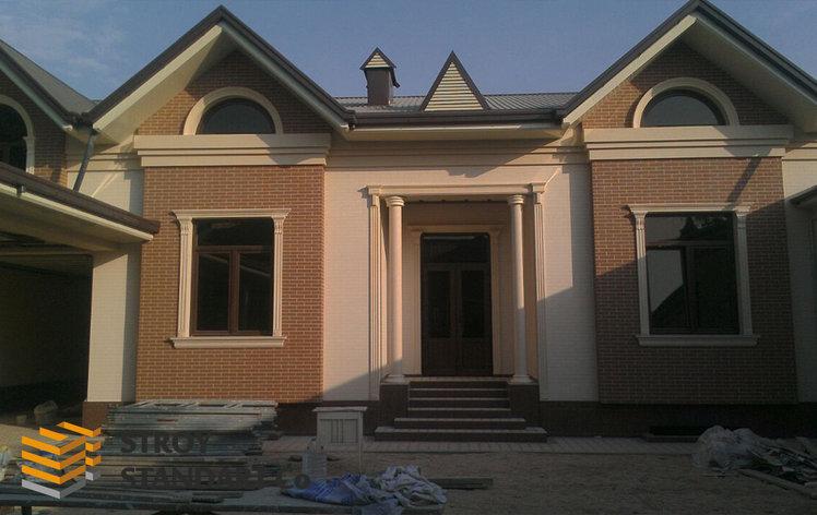 Термопанели для фасадного декора здания, фото 2