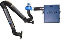 Набор для вытяжки сварочного дыма с фильтром Filcar TECHNOSTAR-2000/3