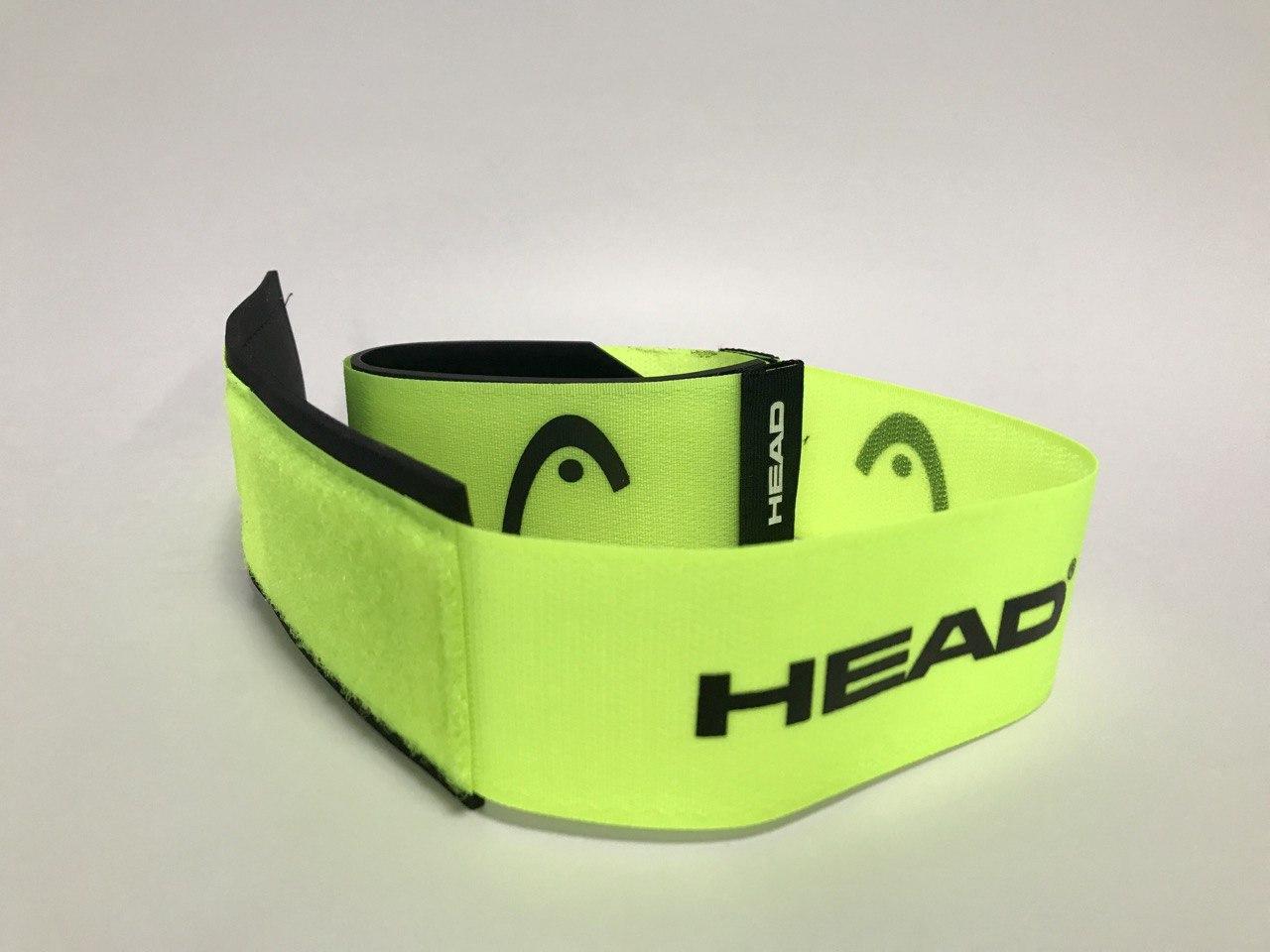 Липучки для лыж (STRAPS) HEAD