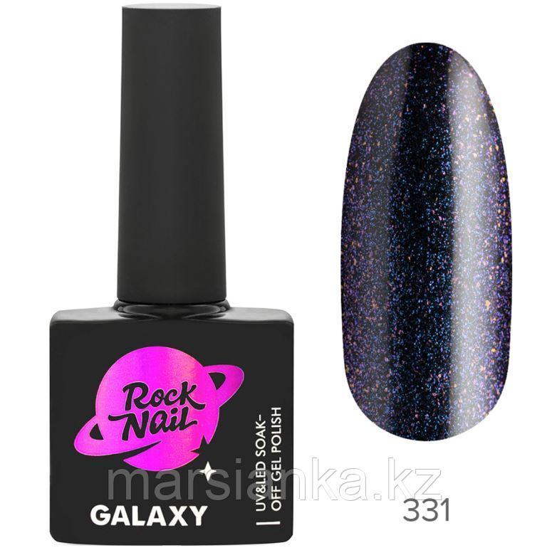 Гель-лак RockNail Galaxy #331 Twilight, 10мл