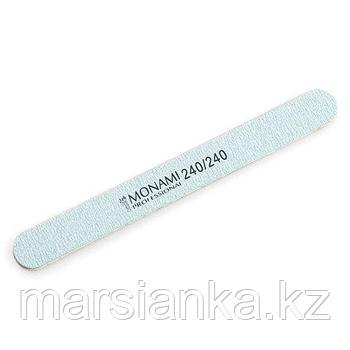 Пилка овальная тонкая Monami 240/240