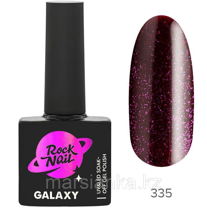Гель-лак RockNail Galaxy #335 Sleepwalker, 10мл