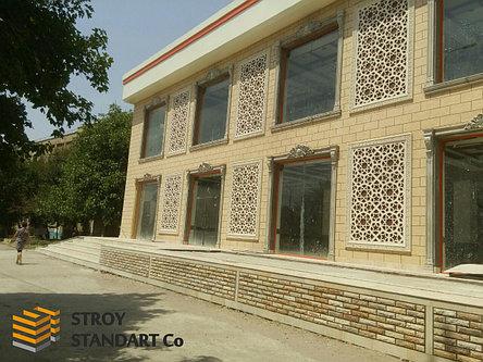 Декор из пенопласта для фасада, фото 2
