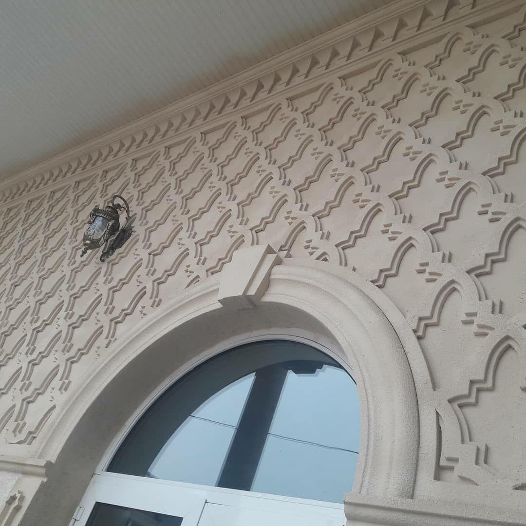 Декор архитектурный из пенопласта