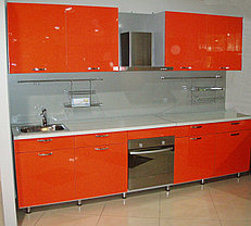 Кухонный гарнитур из акрила качественно! , фото 3