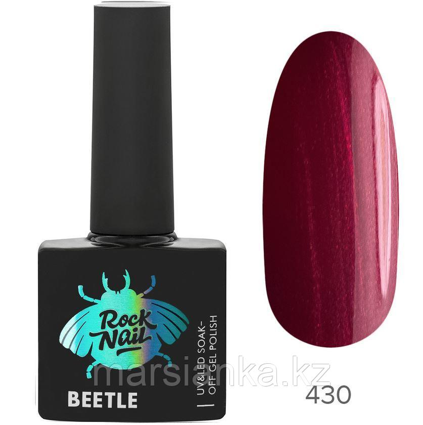 Гель-лак RockNail Beetle #430 Ladybug, 10мл