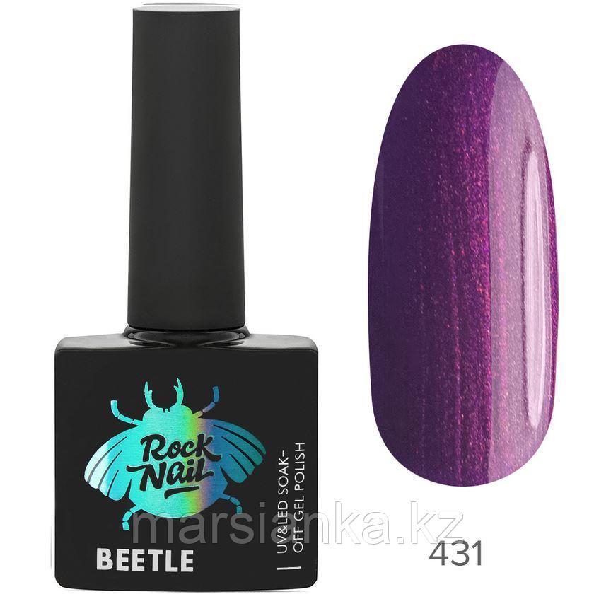 Гель-лак RockNail Beetle #431 Moth, 10мл