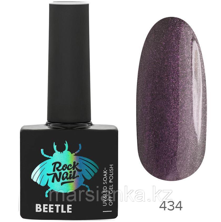 Гель-лак RockNail Beetle #434 Stag Beetle, 10мл