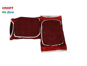 Наколенники волейбольные MUTE sports (красный)