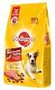Pedigree Говядина, 600г Для собак маленьких пород сухой корм