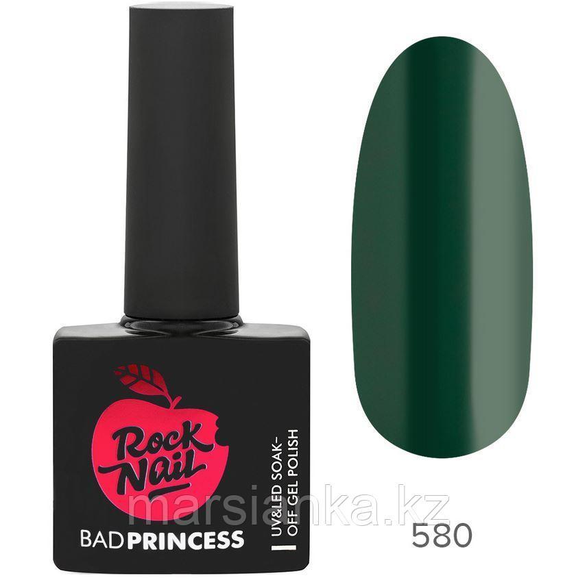 Гель-лак RockNail Bad Princess #580 Rebel, 10мл