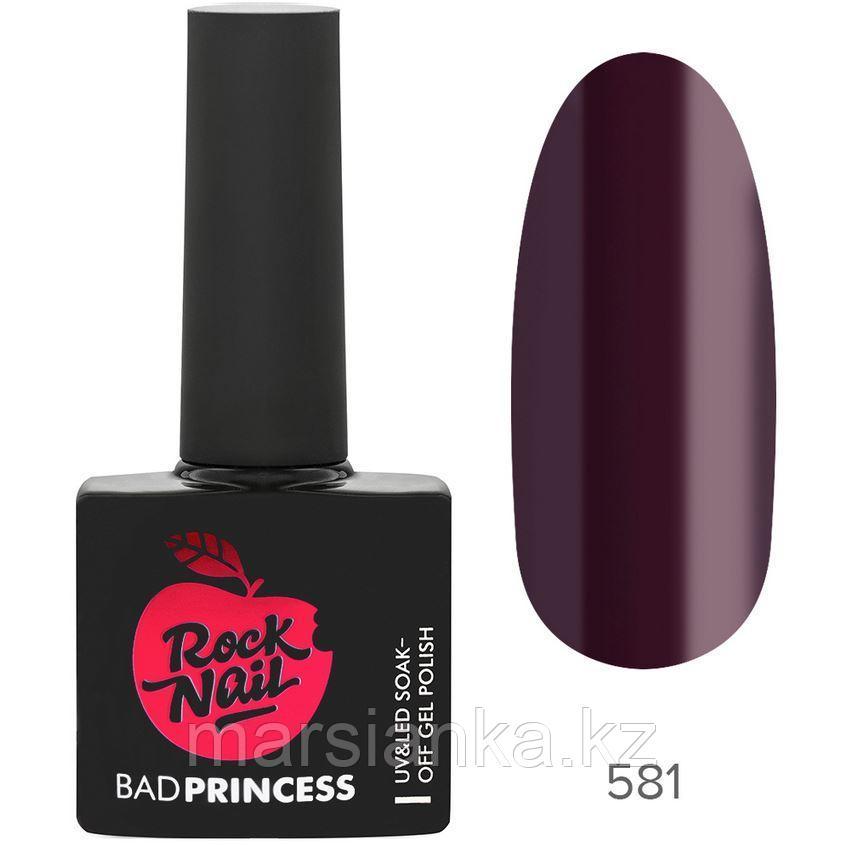 Гель-лак RockNail Bad Princess #581 Free Spirit, 10мл