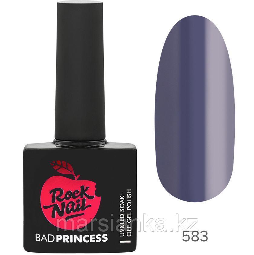 Гель-лак RockNail Bad Princess #583 Tiger, 10мл