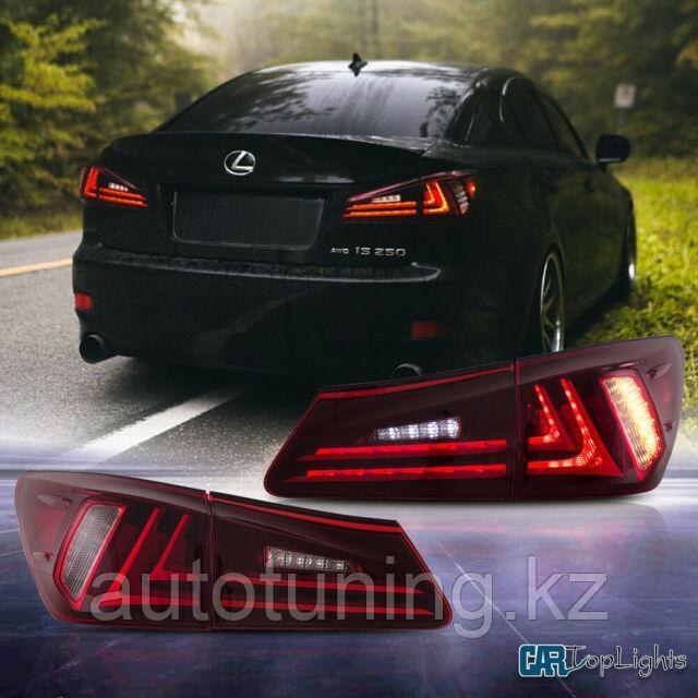 Светодиодные фонари на Lexus IS250/300/350/ISF 2005-2013 г. Под lexus is 3-его поколения