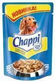 Chappi «Курочка аппетитная», 100г Чаппи Влажный корм