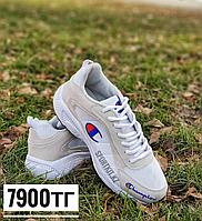 Кроссовка Puma белые,серые, фото 1