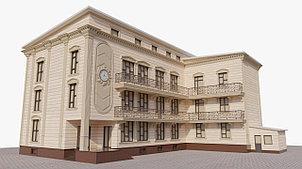 Элементы Архитектурного декора из пенопласта, фото 2