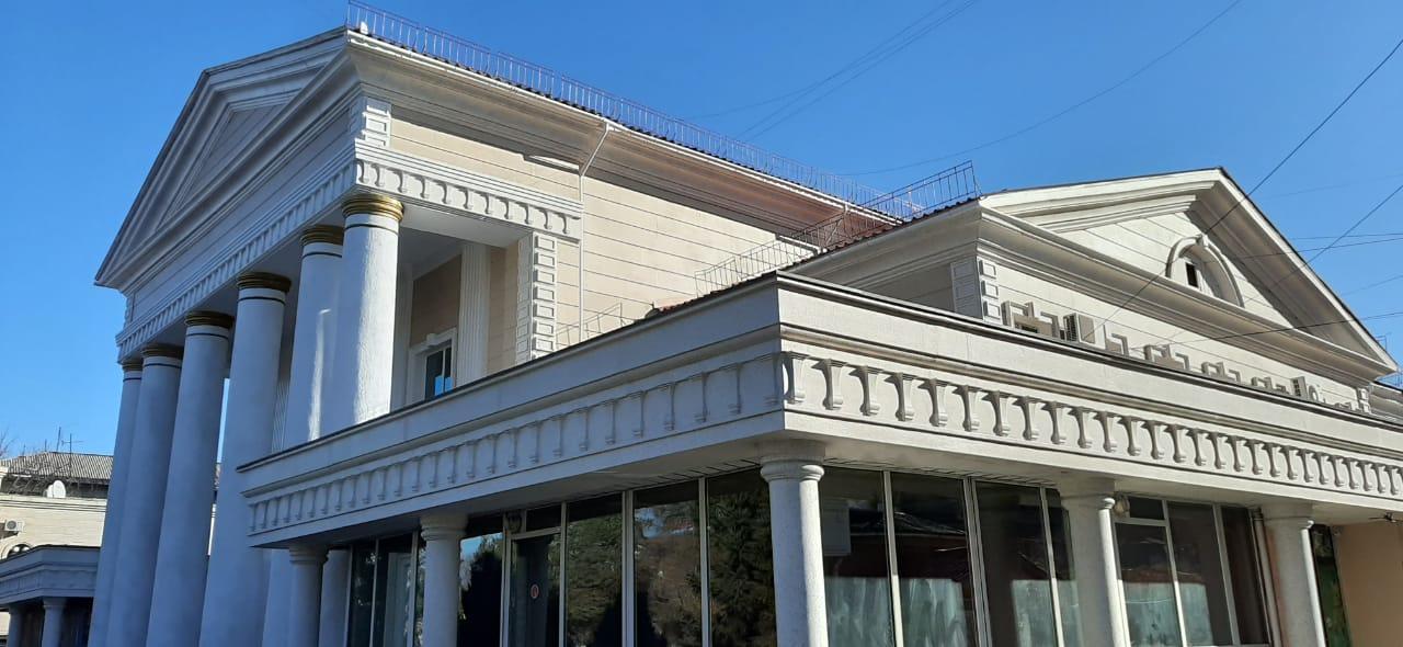 Фасады из пенопласта