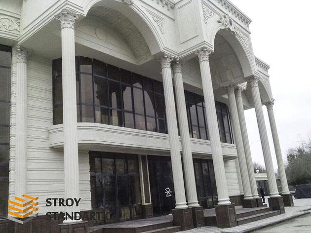 Архитектурные фасады из пенопласта, фото 2