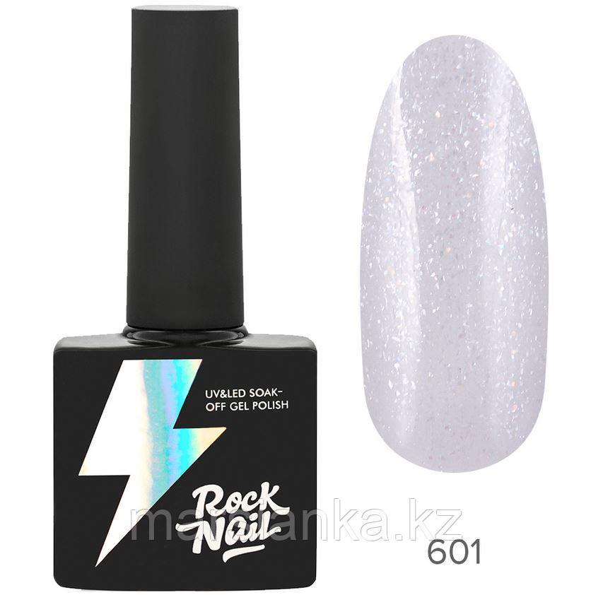 Гель-лак RockNail Basic #601 (Not) Cocaine, 10мл