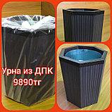Декинг в Казахстане ДПК, цвет Терракот, фото 9