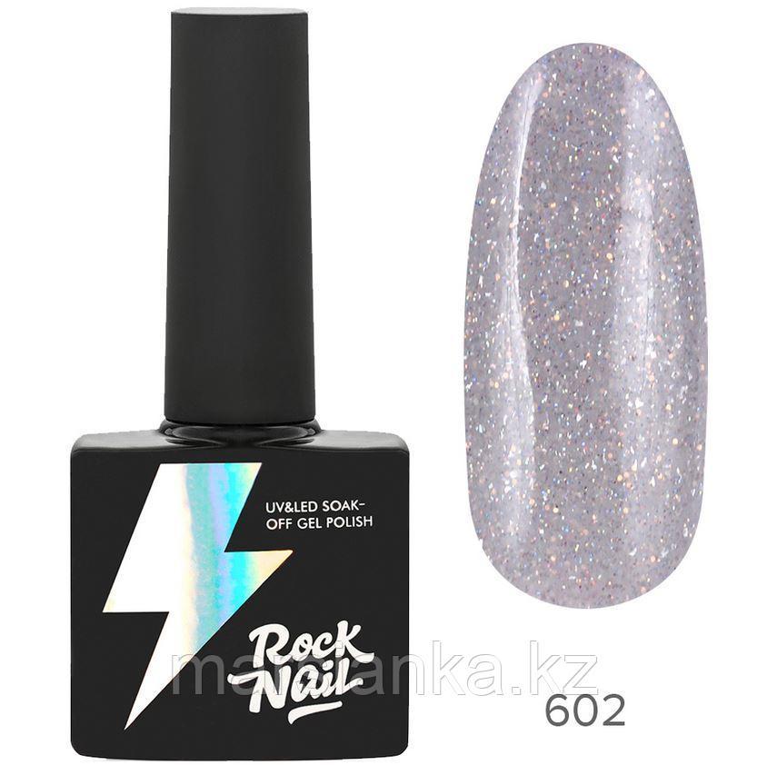 Гель-лак RockNail Basic #602, 10мл