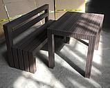 Скамейки, лавочки  ДПК, фото 3