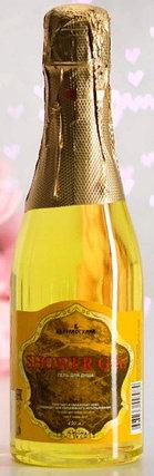 """Гель для душа """"Шампанское Мондоро"""" смягчение и увлажнение, 450 мл МИКС, фото 2"""