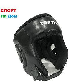 Боксёрский шлем  Adidas Размер M  Кожа (цвет черный)
