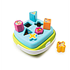 Развивающая игрушка сортер-корзинка Smoby Cotoons голубой