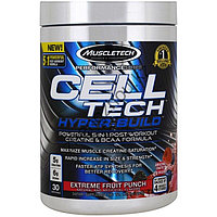 Креатин + BCAA Cell Tech Hyper Build Series Muscletech (485 грамм)