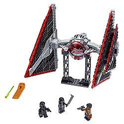 Lego Игрушка Звездные войны Истребитель СИД ситхов