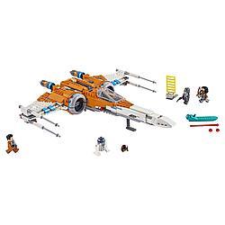 Lego Игрушка Звездные войны Истребитель типа Х По Дамерона