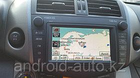 НОВЫЕ 2020 год Обновления карт для навигацииTOYOTA RAV4 2009-2013 (EU)